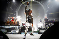 LAS VEGAS, NV - February 2, 2018: ***HOUSE COVERAGE*** Incubus performs at The Joint at Hard Rock Hotel &amp; Casino in Las vegas, NV on February 2, 2018. <br /> CAP/MPI/EKP<br /> &copy;EKP/MPI/Capital Pictures