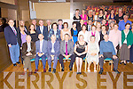 Good Luck - Nealie O'Sullivan from Tralee, seated centre having a wonderful time with former colleagues, family and friends at his retirement party following 37 years in The Gardai held in The Grand Hotel on Saturday night............................................................................................................................................................................................................................................................................................ ............