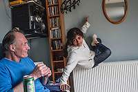 Esteemed Yogi Safina visits Finians Park Drogheda (May 2014)