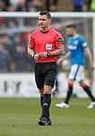 Nick Walsh, Referee