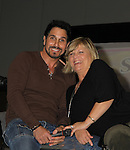 The Bold and the Beautiful Don Diamont poses with One Life To Live Kim Zimmer at the Soapstar Spectacular starring actors from OLTL, Y&R, B&B and ex ATWT & GL on November 20, 2010 at the Myrtle Beach Convention Center, Myrtle Beach, South Carolina. (Photo by Sue Coflin/Max Photos)