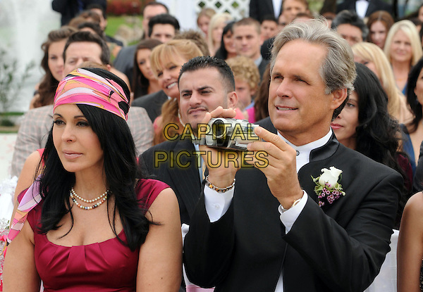 MARIA CONCHITA ALONSO & GREGORY HARRISON.in Maneater.*Filmstill - Editorial Use Only*.CAP/FB.Supplied by Capital Pictures.