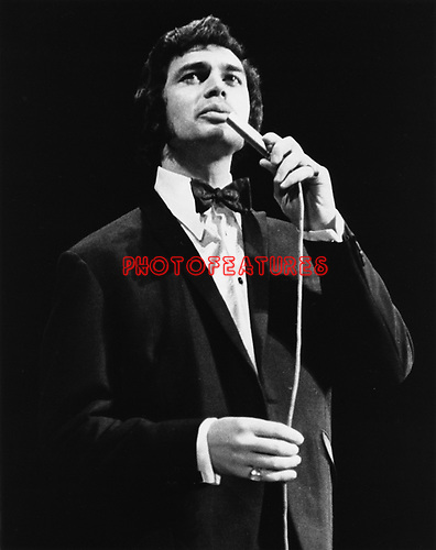 Engelbert Humperdinck 1968..© Chris Walter..