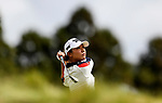 Lydia Ko. McKayson NZ Women's Golf Open, Round Two, Windross Farm Golf Course, Manukau, Auckland, New Zealand, Saturday 30 September 2017.  Photo: Simon Watts/www.bwmedia.co.nz