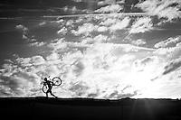 running on the sand dune<br /> <br /> Jaarmarktcross Niel 2014