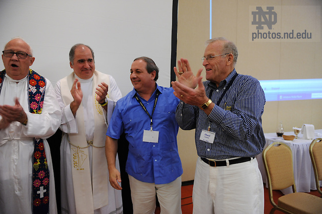 Latin American & Caribbean reunion, 2008: Closing Mass..Photo by Matt Cashore/University of Notre Dame