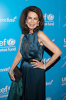 NEW YORK, NY - NOVEMBER 27:  Dayle Haddon  attends the Unicef SnowFlake Ball at Cipriani 42nd Street on November 27, 2012 in New York City. © Diego Corredor/MediaPunch Inc. .. /NortePhoto