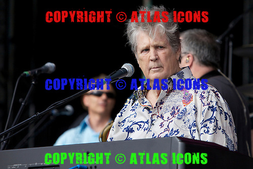 Brian Wilson performing live at Bestival on the Isle of Wight UK - 9 Sep 2011.  Photo: © Al de Perez/IconpicPix