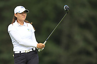 katerina Vlasinova (Czech Republic) during final day of the World Amateur Team Championships 2018, Carton House, Kildare, Ireland. 01/09/2018.<br /> Picture Fran Caffrey / Golffile.ie<br /> <br /> All photo usage must carry mandatory copyright credit (&copy; Golffile | Fran Caffrey)