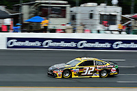 July 15, 2017 - Loudon, New Hampshire, U.S. - Matt DiBenedetto, Monster Energy NASCAR Cup Series driver of the Weirs Motor Sales Inc. Ford (32), runs in the NASCAR Monster Energy Overton's 301 final practice round held at the New Hampshire Motor Speedway in Loudon, New Hampshire. Larson placed first in the qualifier. Eric Canha/CSM