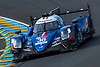 ALPINE A 470 #36, Nicolas LAPIERRE (FRA)-Andre NEGRAO (FRA)-Pierre THIRIET (FRA), TEST DAY 24 HEURES LE MANS 2018