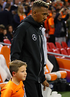 Jerome Boateng (Deutschland Germany) - 13.10.2018: Niederlande vs. Deutschland, 3. Spieltag UEFA Nations League, Johann Cruijff Arena Amsterdam, DISCLAIMER: DFB regulations prohibit any use of photographs as image sequences and/or quasi-video.
