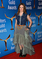 LOS ANGELES, CA. February 17, 2019: Liz Flahive  at the 2019 Writers Guild Awards at the Beverly Hilton Hotel.<br /> Picture: Paul Smith/Featureflash