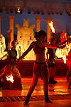 Fiestas de Carthagineses y Romanos 2008. Desembarco de la Armada Carthaginesa y Contratacion de Mercenarios en la Explanada HH. Cavite.