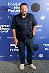 Spanish actor Pepon Nieto during the photocall of Jamie Cullum's concert in the Universal Music Festival 2019. July 22, 2019. (ALTERPHOTOS/Acero)