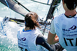 Italy	Sirena SL16	Open	Crew	ITAMG142	Maria	Giubilei<br /> Italy	Sirena SL16	Open	Helm	ITAGU1	Gianluigi	Ugolini<br /> Day4, 2015 Youth Sailing World Championships,<br /> Langkawi, Malaysia