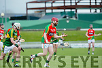 Carlow's Richard Coady  in the  Leinster Championship Round  Robin Group Kerry v Carlow at Austin Stack Park on Sunday