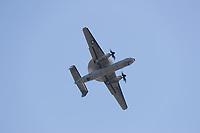 Radar military airplane flies overhead. Photo/Andrew Shurtleff Photography, LLC