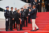 CANNES, FRANCE. May 25, 2019: Sylvester Stallone at the Closing Gala premiere of the 72nd Festival de Cannes.<br /> Picture: Paul Smith / Featureflash