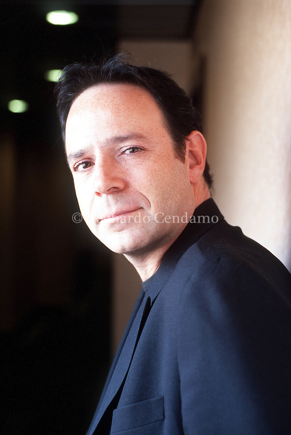MAY 2000: MARC LEVY, WRITER © Leonardo Cendamo