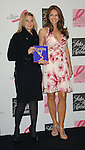 Elizabeth Hurley and Marisa Acocella Marchetto at SAKS Fifth Avenue Beverly Hills to Raise awareness for breast cancer and funds for the breast cancer research foundation Beverly Hills, Ca. October 5, 2007. Fitzroy Barrett