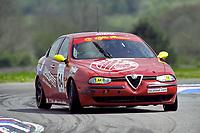 2001 British Touring Car Championship. #64 Gavin Pyper. GA Janspeed Racing. Alfa Romeo 156.