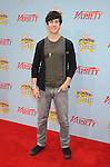 "HOLLYWOOD, CA. - December 05: David Henrie arrives at Variety's 3rd annual ""Power of Youth"" event held at Paramount Studios on December 5, 2009 in Los Angeles, California."