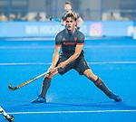 BHUBANESWAR (INDIA) - Jorrit Croon (Ned) tijdens Nederland-Canada (5-0) bij het WK Hockey heren.  COPYRIGHT KOEN SUYK