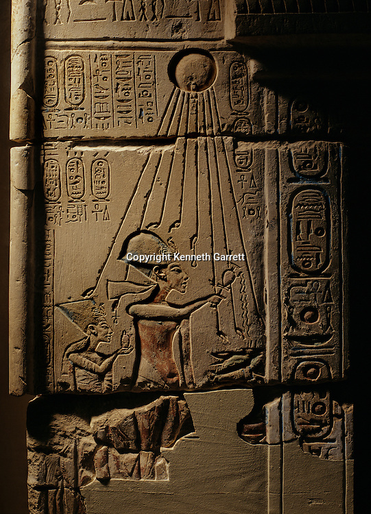 Egypt; Amarna; Pharaohs of the Sun; mm6714; The Egyptian Museum; Archaeology; Akhenaten; Nefertiti