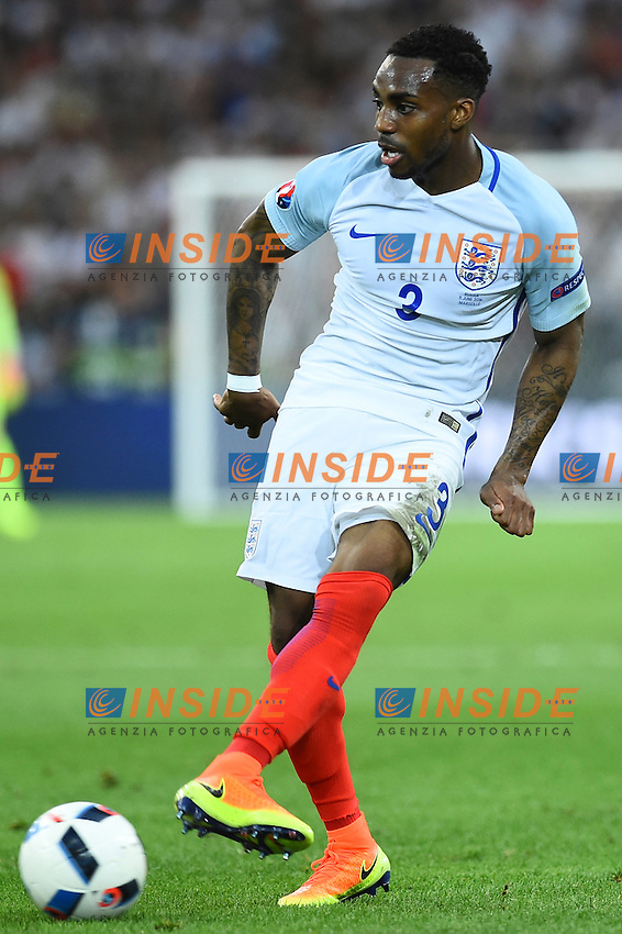 Danny Rose England<br /> Marseille 11-06-2016 Stade Velodrome Footballl Euro2016 England - Russia  / Inghilterra - Russia Group Stage Group B. Foto Massimo Insabato / Insidefoto