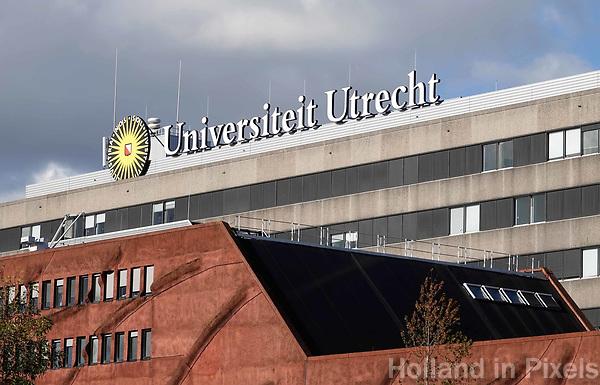Sciencce Park Utrecht. Universiteit Utrecht.