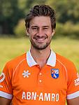 BLOEMENDAAL - Florian Fuchs. Heren I van HC Bloemendaal , seizoen 2019/2020.   COPYRIGHT KOEN SUYK