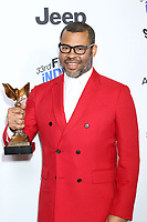 LOS ANGELES - MAR 3:  Jordan Peele_ at the 2018 Film Independent Spirit Awards at the Beach on March 3, 2018 in Santa Monica, CA
