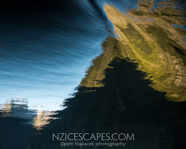 Hall Arm in Doubtful Sound, Fiordland National Park, Southland, UNESCO World Heritage Area, New Zealand, NZ