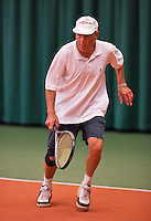 August 22, 2014, Netherlands, Amstelveen, De Kegel, National Veterans Championships, Wim Heeremans<br /> Photo: Tennisimages/Henk Koster