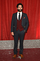 LONDON, UK. June 01, 2019: Charlie De Melo arriving for The British Soap Awards 2019 at the Lowry Theatre, Manchester.<br /> Picture: Steve Vas/Featureflash