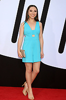 "LOS ANGELES - APR 3:  Ava Cantrell at the ""Blockers"" Premiere at Village Theater on April 3, 2018 in Westwood, CA"