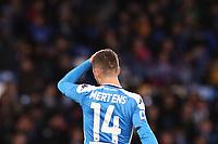 Dries Mertens of Napoli dejection<br /> Napoli 01-12-2019 Stadio San Paolo <br /> Football Serie A 2019/2020 <br /> SSC Napoli - Bologna FC<br /> Photo Cesare Purini / Insidefoto