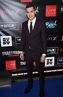 06 August 2017 - Las Vegas, NV - Cody Linley.  Sharknado 5 Global Swarming red carpet premiere at Linq Hotel and Casino. Photo Credit: MJT/AdMedia