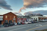 The downtown area of Crozet, Va.  Photo/Andrew Shurtleff Photography, LLC