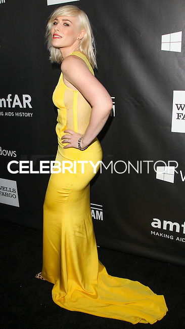 HOLLYWOOD, LOS ANGELES, CA, USA - OCTOBER 29: Natasha Bedingfield arrives at the 2014 amfAR LA Inspiration Gala at Milk Studios on October 29, 2014 in Hollywood, Los Angeles, California, United States. (Photo by Celebrity Monitor)