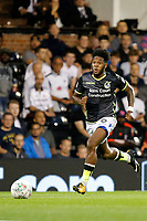 Bristol Rovers' Ellis Harrison in action during the Carabao Cup match between Fulham and Bristol Rovers at Craven Cottage, London, England on 22 August 2017. Photo by Carlton Myrie.
