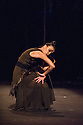 London, UK. 16.10.2014. Rocio Molina in BOSQUE ARDORA, which she presents as part of Dance Umbrella, at the Barbican. Photograph © Jane Hobson.