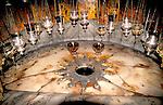 Bethlehem, the Star of Bethlehem at the Grotto of the Nativity&#xA;&#xA;<br />