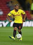 Watford's Adrian Mariappa in action during the Carabao cup match at Vicarage Road Stadium, Watford. Picture date 22nd August 2017. Picture credit should read: David Klein/Sportimage