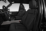 Front seat view of 2016 Ford Expedition Limited 5 Door SUV Front Seat  car photos