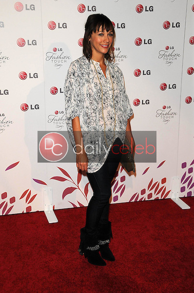 "Rashida Jones<br /> at the LG ""Fashion Touch"" Party, Soho House, West Hollywood, CA. 05-24-10<br /> David Edwards/DailyCeleb.Com 818-249-4998"
