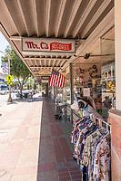 Shops on N. Glassell Street Old Towne Orange