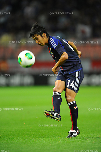 Kengo Nakamura (JPN),<br /> MAY 30, 2013 - Football / Soccer :<br /> Kirin Challenge Cup 2013 match between Japan 0-2 Bulgaria at Toyota Stadium in Aichi, Japan. (Photo by AFLO)