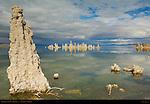 South Tufa in Autumn, Mono Lake, Lee Vining, California